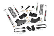 Rough Country Ford Ranger 4 Suspension Lift Kit W/n3 Series Shocks 83-97 4wd