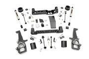 Rough Country 4in Dodge Suspension Lift Kit 12-18 Ram 1500 4wd