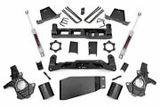Rough Country 7.5in Gm Suspension Lift Kit   Strut Spacer 07-13 1500 Pu