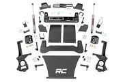 Rough Country 6in Suspension Lift Kit | Strut Spacers 19-21 Gmc 1500 Pu 4wd/2wd