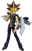 Figma Yugioh Duel Monsters Yami Yugi Nonscale Pvc Painted Action Figure/b1