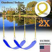 2pack Swing Seat Accessories Replacement Swings Set Indoor Outdoor Playground Us