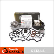 Timing Belt Kit Water Pump Valve Cover Fit 92-95 Honda Acura 1.6 1.7 B16a3 B17a1
