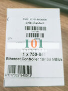 New For Wago 750-841 Ethernet Tcp/ip Programmable Fieldbus Controller 100 Mbit