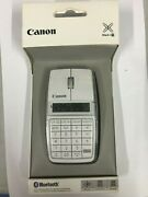 Canon 5565b002 X Mark I 3-in-1 Wireless Mouse, Calculator And Keypad Brand New