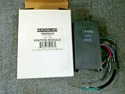 18495a30 Ss 14-4952a30 Brand New Mercury Ignition Module Nla