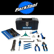 Park Tool Sk-4 Home Bicycle Mechanic 15+ Piece Tool Kit W/ Tool Box / Case