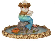 Wee Forest Folk Mermouse Melody, Wff M-692, New 2020 Beach Mermaid Mouse