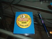 1974 Topps Gum Wacky Packages Wall Plack Plak Escuire Foot Polish Rare
