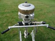 Rare 1945 Evinrude Model 4398 Litefour Hd Xl 9.7hp 4-cyl Outboard Boat Motor