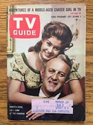 South Ohio Tv Guide October 26 1963 Lee J Cobb The Virginian Cover/article