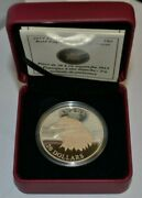 2013 20 Fine Silver Proof Coin Of Canada - The Bald Eagle - Portrait Of Power