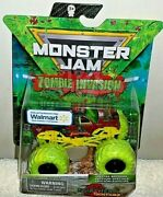 Monster Jam 2020 Spin Master Walmart Only Zombie Invasion Northern Nightmare New