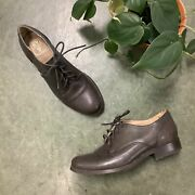 Frye Brown Lace Up Shoes Size 5.5