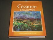 1977 Cezanne The Late Work Published By Museum Of Modern Art - Kd 4071