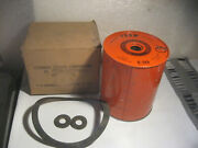 Vintage Fram C-199 Oil Filter Early 50and039s Amc Ford Chevrolet Buick Willys Nos