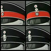 Wwi German Imperial Prussian Army Caps In Two Colors Choose Any No Skull Badge