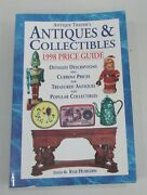 Antique Traderand039s Collectibles Old 1998 Price Guide Kyle Husfloen Pb Book Free Sh
