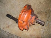 Case Vac14 Vac 14 Tractor Original Pto Power Take Off Shaft Assembly And Lever And