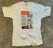 Tommy Toilet R.crumb Graphic T Shirt Vintage Xl