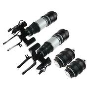 For Mercedes-benz E-class W211 4matic Rear Air Spring Bags And Front Shock Struts
