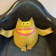 Uniroyal Nauga Monster Vintage 70's Character Cute Miscellaneous Goods Used
