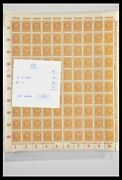Lot 29631 Collection Mnh Infla Stamps Of Germany.