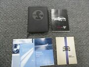 2009 Ford Mustang Shelby Gt500 Coupe Convertible Owner Manual Set Kr Super Snake