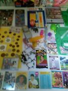 Junk Drawer Used And New Items Silver Coins Comics Jewelry Cards Dvd 100+ Things