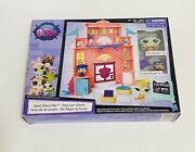 Littlest Pet Shop Sweet School Day Playset New Sealed Rare Retired Toy