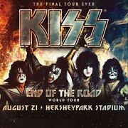 Kiss End Of The Road In Hershey 2019 2cd