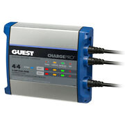 Guest On-board Battery Charger 8a / 12v - 2 Bank - 120v Input