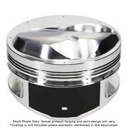 Je Pistons For Chevy Big Block 502 Nitrous Series Gp 4.580 Inch Bore 258200