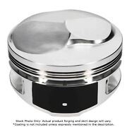 Je Pistons For Chevy Big Block Open Chamber Dome 4.560 Inch Bore 258219