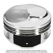 Je Pistons For Chevy Big Block Open Chamber Dome 4.500 Inch Bore 258247