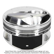 Je Pistons For Chevy Big Block 502 Nitrous Series Gp 4.600 Inch Bore 258201
