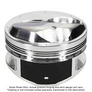 Je Pistons For Chevy Big Block 502 Nitrous Series Gp 4.610 Inch Bore 258202