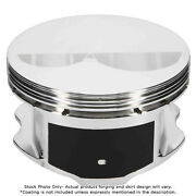 Je Pistons For Chevy 350 Small Block Light Weight 4.030 Bore 3.50 Stroke 105038