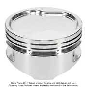 Je Pistons For Ford 302 351 Inverted Dome 4.030 Inch Bore 3.000 Stroke 131656
