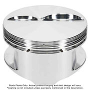 Je Pistons For Chevy 400 Small Block Tour Series Gas Ported 4.1555 Bore 181933