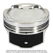 Je Pistons Set | 82mm Bore | 1.228cr For Toyota 2zz-ge 361458