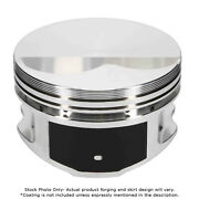 Je Pistons For Ford 302 Twisted Series 4.030 Inch Bore 3.400 Stroke 194949
