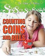 Counting Coins And Bills Value Of Money Hardcover Portia Summers