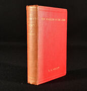 1903 The Problem Of The Army L S Amery Scarce Signed Military 1st Ed