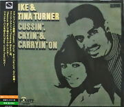 Ike And Tina Turner-cussinand039. Cryinand039 And Carryinand039 On-japan Cd E78