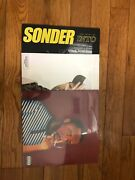Sold Out Mint Sonder Into And Brent Faiyaz Vinyl Trio - First Press- Sealed