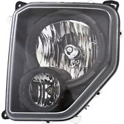 Headlight For 2010-2012 Jeep Liberty Driver Side W/ Bulb