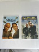Ncis Los Angeles - The First Season And Second Seasons Dvd, 2010, 2011