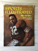 Jim Brown Sports Illustrated 1960 Issue- Vintage