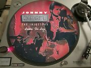 Johnny Diesel And The Injectors Lookinand039 For Love Rare 12 Single Test Lp Promo